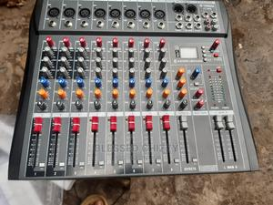 Yamaha 8channel Flat Mixer | Audio & Music Equipment for sale in Lagos State, Mushin