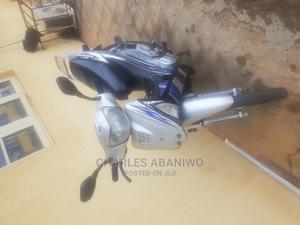 Haojue HJ110-2C 2020 Gray | Motorcycles & Scooters for sale in Ekiti State, Ado Ekiti