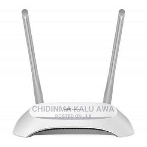 Tp-Link TL-WR840N 300mbps Wireless N Router (Not a Modem) | Networking Products for sale in Lagos State, Ikeja