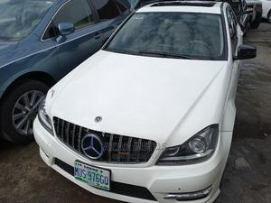 Mercedes-Benz C300 2008 White | Cars for sale in Lagos State, Ikeja