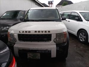 Land Rover LR3 2006 White | Cars for sale in Lagos State, Ikeja