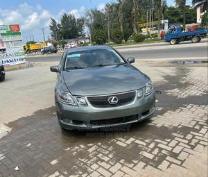 Lexus GS 2009 350 4WD Green   Cars for sale in Lagos State, Ajah
