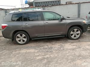 Toyota Sienna 2008 XLE Limited 4WD Gray | Cars for sale in Lagos State, Amuwo-Odofin
