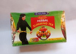 Herbal Slimming Tea 20 Bags Inside | Vitamins & Supplements for sale in Lagos State, Ikoyi
