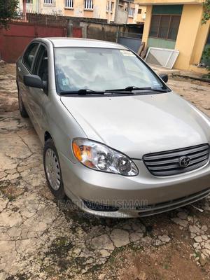 Toyota Corolla 2003 Gray | Cars for sale in Oyo State, Lagelu