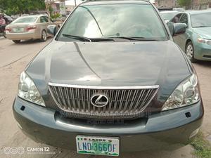 Lexus RX 2007 350 4x4 Gray | Cars for sale in Lagos State, Amuwo-Odofin