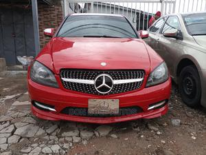 Mercedes-Benz C300 2008 Red | Cars for sale in Lagos State, Ikeja