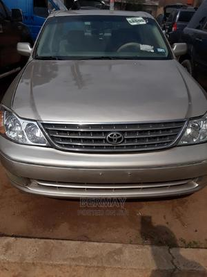 Toyota Avalon 2004 XL Gold | Cars for sale in Lagos State, Ikorodu