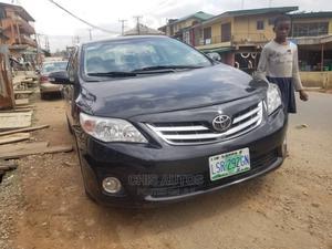 Toyota Corolla 2012 Black   Cars for sale in Lagos State, Ikeja