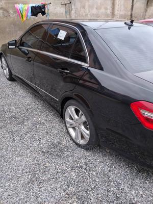 Mercedes-Benz E350 2013 Black | Cars for sale in Lagos State, Ifako-Ijaiye