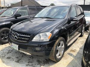 Mercedes-Benz M Class 2008 Black   Cars for sale in Rivers State, Port-Harcourt
