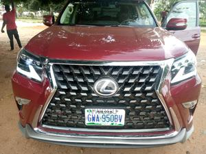Lexus GX 2010 460 Red | Cars for sale in Abuja (FCT) State, Lokogoma