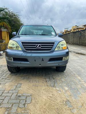 Lexus GX 2006 470 Sport Utility Blue | Cars for sale in Lagos State, Lekki