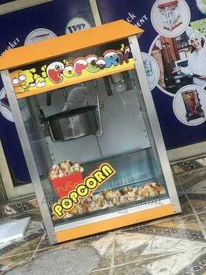 Industrial Yellow Popcorn Machine   Restaurant & Catering Equipment for sale in Lagos State, Alimosho