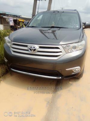 Toyota Highlander 2012 Limited Black | Cars for sale in Bayelsa State, Yenagoa