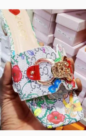 Gucci Designer Ladies Slippers | Shoes for sale in Lagos State, Lagos Island (Eko)