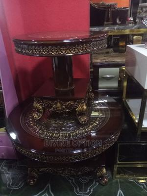 Wooden Center Table   Furniture for sale in Lagos State, Ikeja