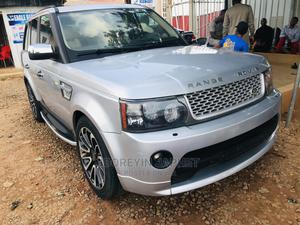 Land Rover Range Rover Sport 2008 4.2 V8 SC Silver | Cars for sale in Abuja (FCT) State, Gwarinpa