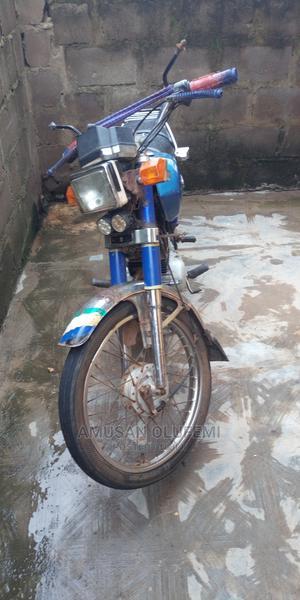 Suzuki Bike 2016 Blue   Motorcycles & Scooters for sale in Ogun State, Abeokuta South