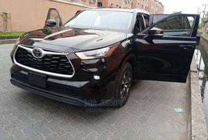 Toyota Highlander 2021 Brown | Cars for sale in Lagos State, Maryland