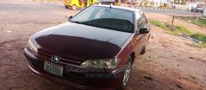 Peugeot 406 1998 Break Red | Cars for sale in Enugu State, Enugu