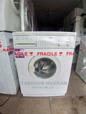 Bosch Washing Machine 7kg. | Home Appliances for sale in Lagos State, Surulere