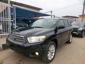 Toyota Highlander 2012 Hybrid Limited Black   Cars for sale in Lagos State, Amuwo-Odofin