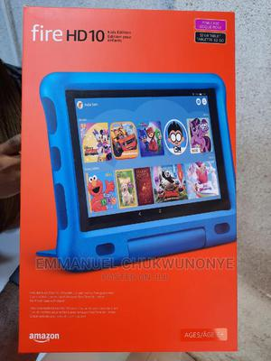 New Amazon Fire HD 10 32 GB Pink   Tablets for sale in Lagos State, Ikeja