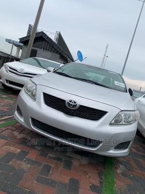 Toyota Corolla 2010 Silver   Cars for sale in Lagos State, Lekki