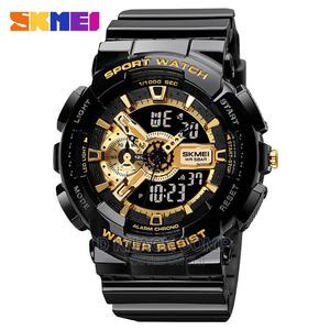 Men's Analog Digital Multifunctional Sport Dual Time Watch | Watches for sale in Lagos State, Alimosho