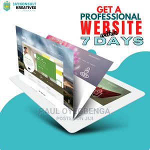 We Offer Professional Website Design At Affordable Rates | Computer & IT Services for sale in Oyo State, Ibadan