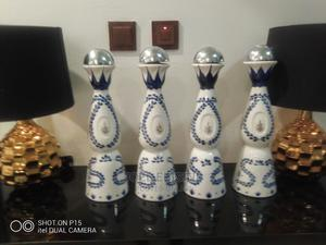 Empty Tequila Azul Clase Bottles   Home Accessories for sale in Lagos State, Ikoyi