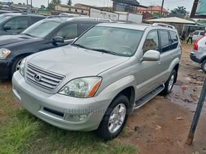 Lexus GX 2009 470 Silver | Cars for sale in Lagos State, Ojo