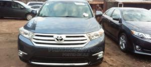 Toyota Highlander 2012 Limited Blue   Cars for sale in Lagos State, Isolo