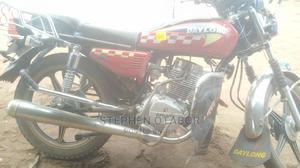 Daylong DL150-IT 2003 Red | Motorcycles & Scooters for sale in Edo State, Benin City