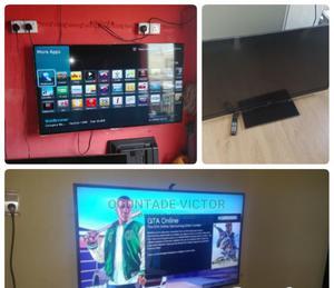 "55""Samsung 3d Smart Tv | TV & DVD Equipment for sale in Ogun State, Ogun Waterside"