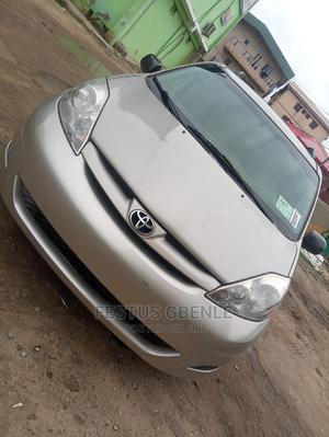 Toyota Sienna 2007 Silver | Cars for sale in Lagos State, Surulere