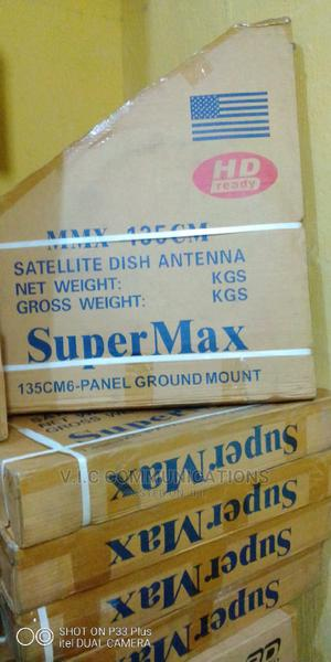 Super Max Dish 1.3 Satellite Antenna | Accessories & Supplies for Electronics for sale in Lagos State, Ojo