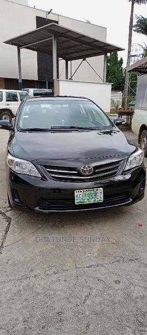 Toyota Corolla 2010 Black   Cars for sale in Lagos State, Victoria Island