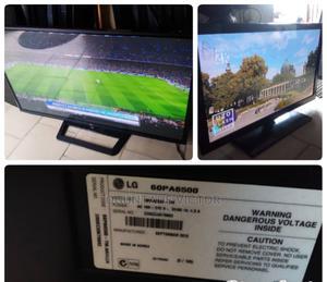 "LG 60"" Plasma Full HD With Picture Wizard Ii | TV & DVD Equipment for sale in Ogun State, Ogun Waterside"