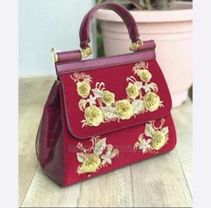 Trendy Quality Turkey Red Handbags | Bags for sale in Akwa Ibom State, Uyo
