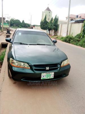 Honda Accord 1999 EX Green   Cars for sale in Abuja (FCT) State, Nyanya