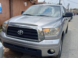 Toyota Tundra 2008 Silver | Cars for sale in Lagos State, Yaba