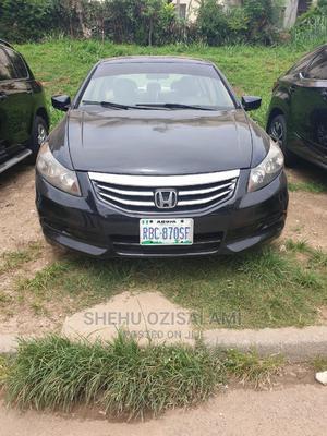 Honda Accord 2011 Sedan EX Automatic Black   Cars for sale in Abuja (FCT) State, Garki 1
