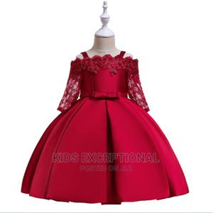 Ceremonial Ball Gown   Children's Clothing for sale in Lagos State, Surulere