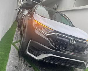 New Honda CR-V 2021 Black | Cars for sale in Lagos State, Ikeja