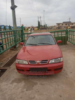 Nissan Primera 2002 Red | Cars for sale in Lagos State, Ifako-Ijaiye