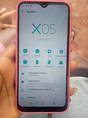 Infinix S4 32 GB Blue   Mobile Phones for sale in Enugu State, Nsukka