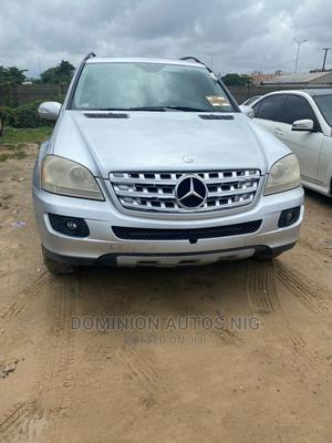 Mercedes-Benz M Class 2007 ML 350 4Matic Silver | Cars for sale in Lagos State, Amuwo-Odofin