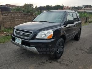 Honda Pilot 2003 EX 4x4 (3.5L 6cyl 5A) Black | Cars for sale in Oyo State, Ibadan